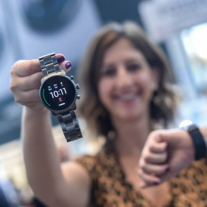 IFA 2018 - ShowStoppers @ IFA 2008 - Fossil