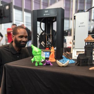 IFA 2018 - ShowStoppers @ IFA 2008 - Monoprice Inc. 3D Printer