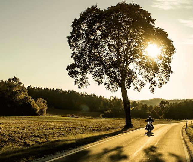 Naučte Se Skvěle Jezdit Na Motorce