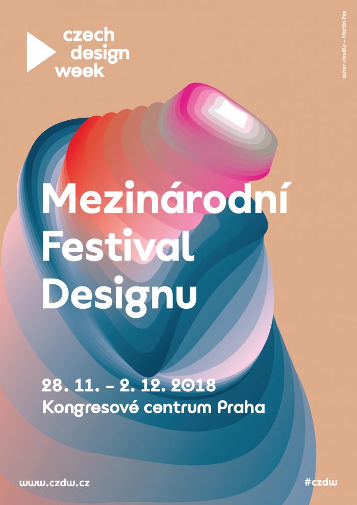 Czech Design Week Představí Tvorbu českých I Zahraničních Autorů