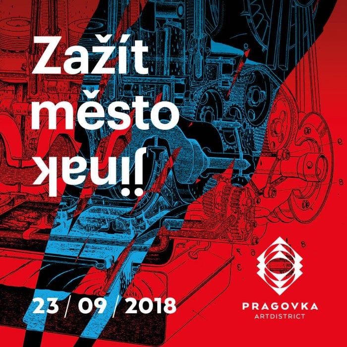 Kulturní, Sportovní I Gastro Enklávy Na Pragovce Se Propojí V Rámci Zažít Město Jinak