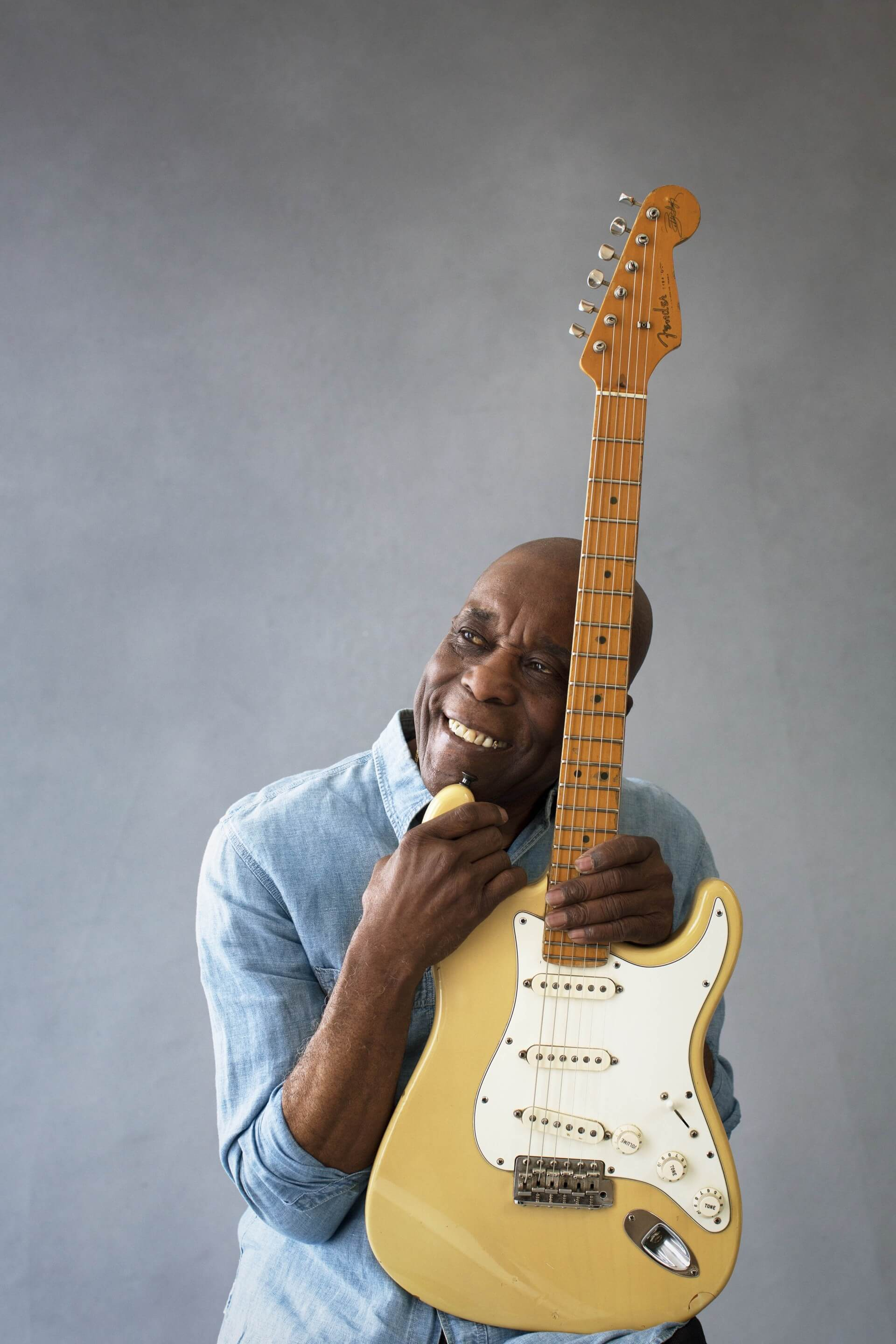 Buddy Guy, foto Josh Cheuse