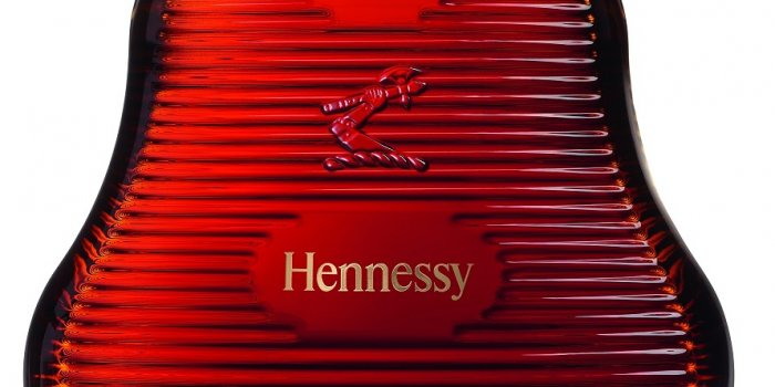 Hennessy XO Limited Edition Marc Newson 2018 Bottle 1