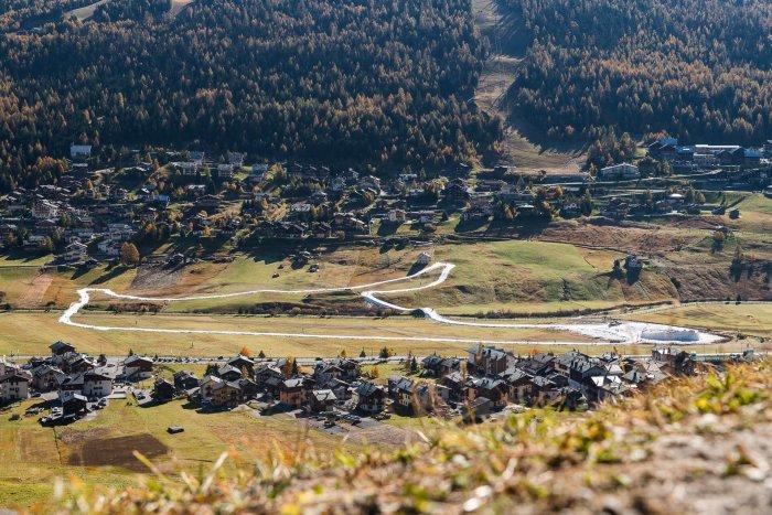 V Livignu Zahájili V Předstihu Běžkařskou Sezónu