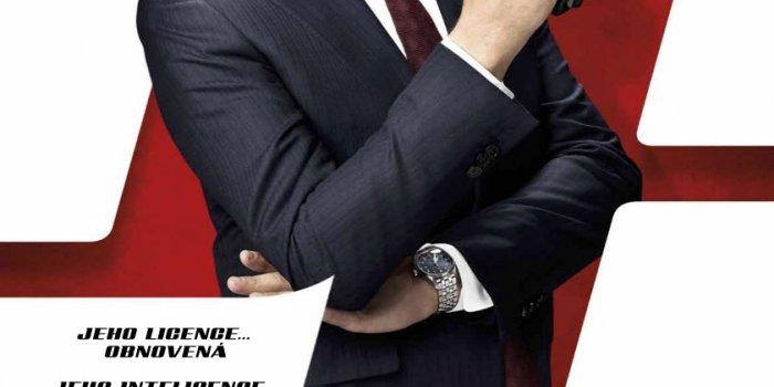 Plakát Johnny English Znovu Zasahuje