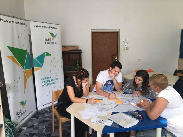 Projekt Rozhled Pomáhá Lidem Zdětských Domovů Hledat Kariérní Cestu