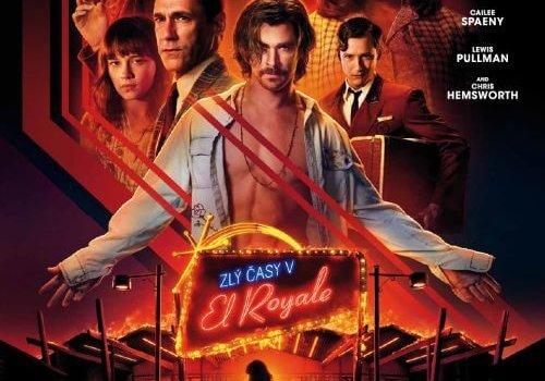 Zly Casy V El Royale Plakat Web