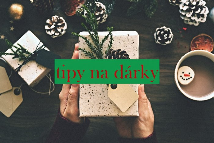 Tipy Na Vánoční Dárky 1.