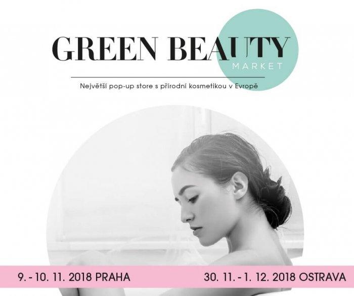 Green Beauty Market Představí Novinky V Přírodní Kosmetice Už Potřetí