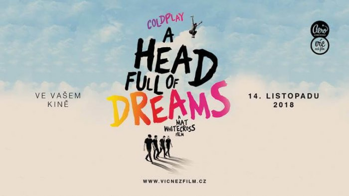 Coldplay V Kinech Se Blíží, Náš Tip Je Kino Pilotů