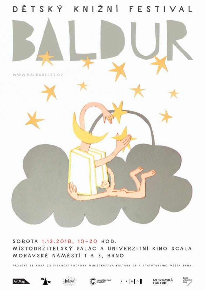 Třetí Ročník Festivalu Dětské Knihy A Ilustrace Baldur Začne Už Brzy