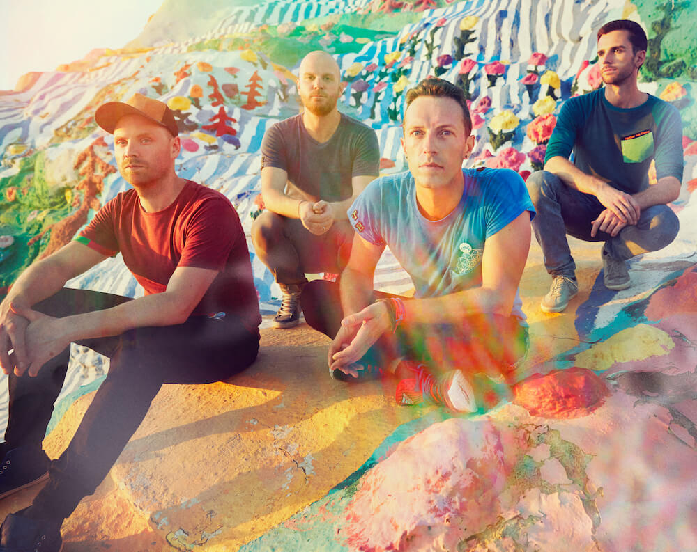 Coldplay A Head Full Of Dreams Image 3