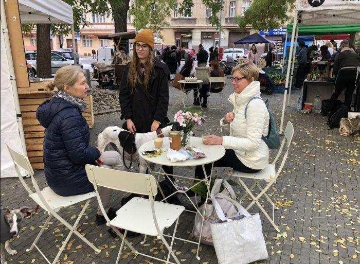 Heřmaňák: První částečně Bezobalový Farmářský Trh V Česku Oslavil Rok