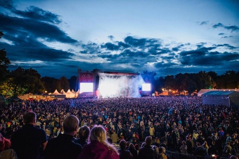 Metronome Festival, foto pořadatel akce