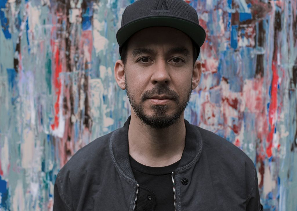 Mike Shinoda Photo Credit Frank Maddocks