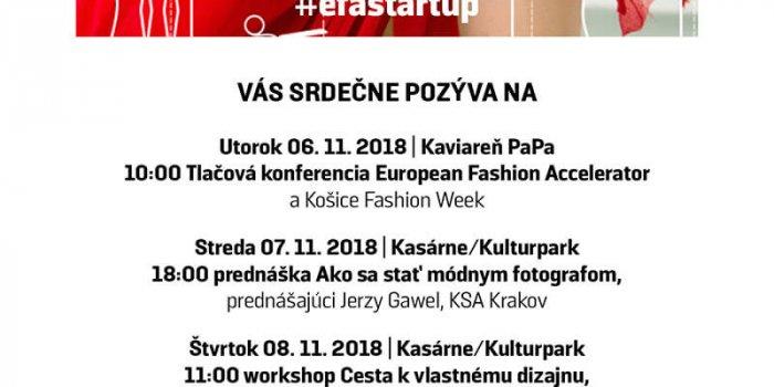 Pozvanka EFA2018