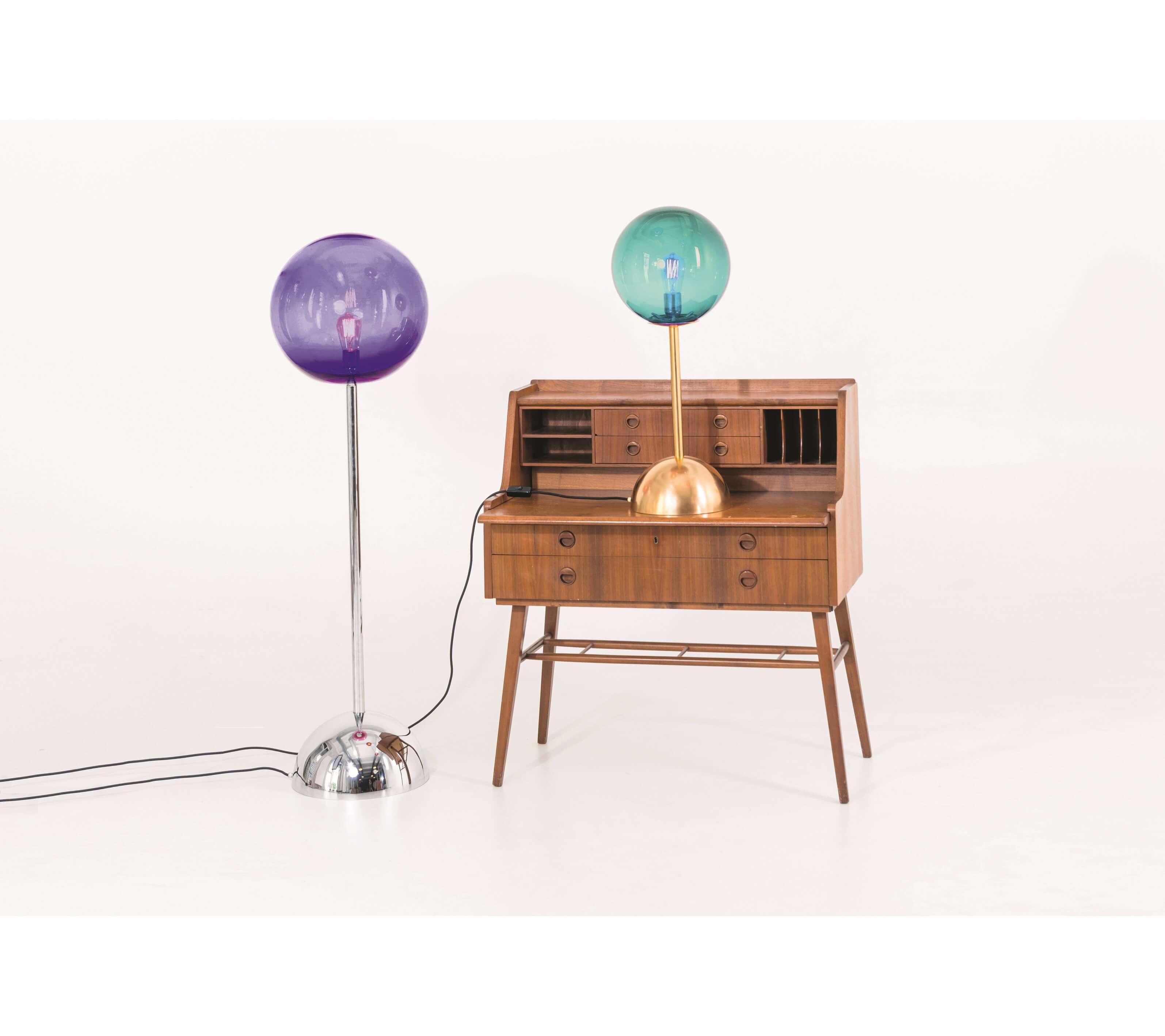 SUPER LOLLIPOP LAMP By DORIS DARLING