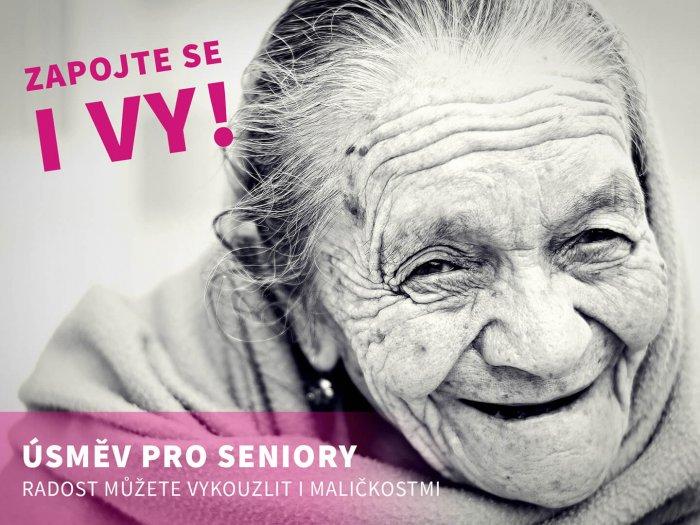 Udělejte Radost Opuštěným Seniorům. Stačí Vám Tužka A Papír!