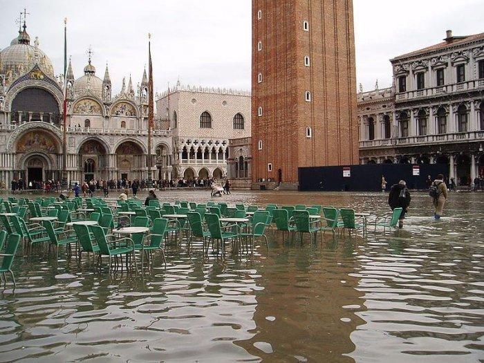 Jaká Je šance Na Záchranu Benátek?