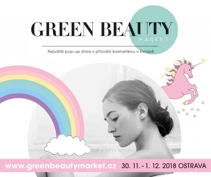 Green Beauty Market Ostrava Je Už V Pátek