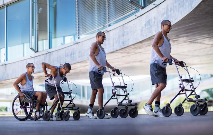 Díky Závodu Wings For Life World Run Se Pacienti Staví Na Nohy