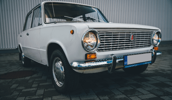 Lada 1200, Foto Narrative Media