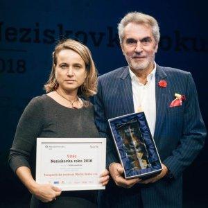 foto: Jakub Hrab Velká Neziskovka, Modré Dveře