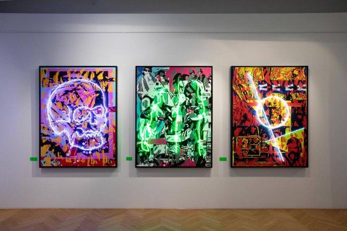 Tip Na Výstavu: Michal Škapa, Babylon