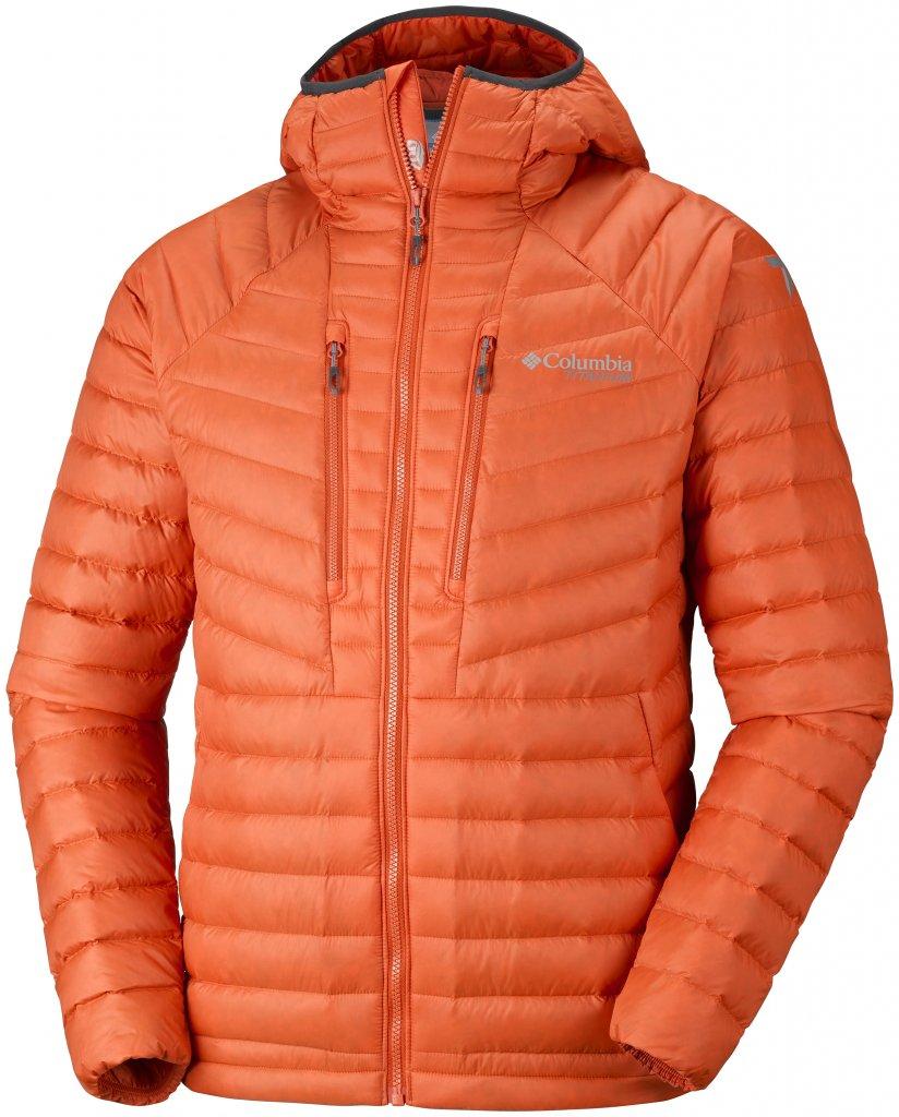 b89b3da4f535 Columbia Sportswear vás udrží v suchu a teple - Proti šedi