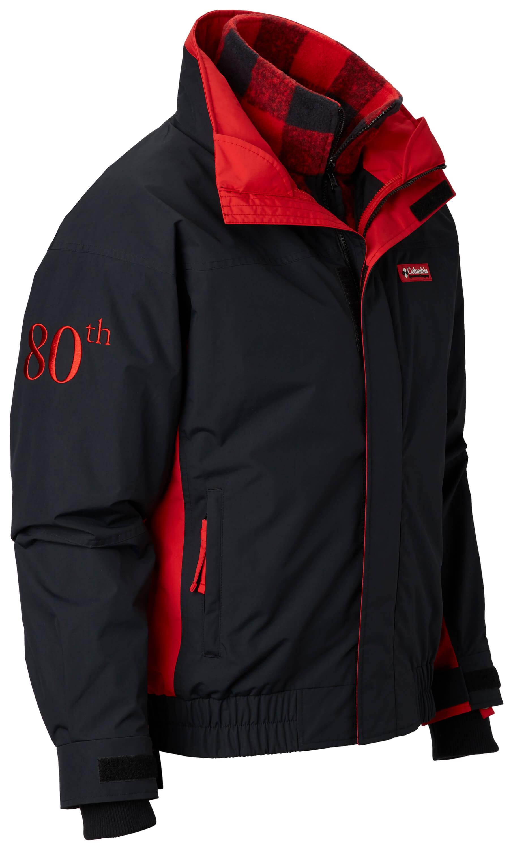 Columbia Sportswear vás udrží v suchu a teple - Proti šedi 7063547b70