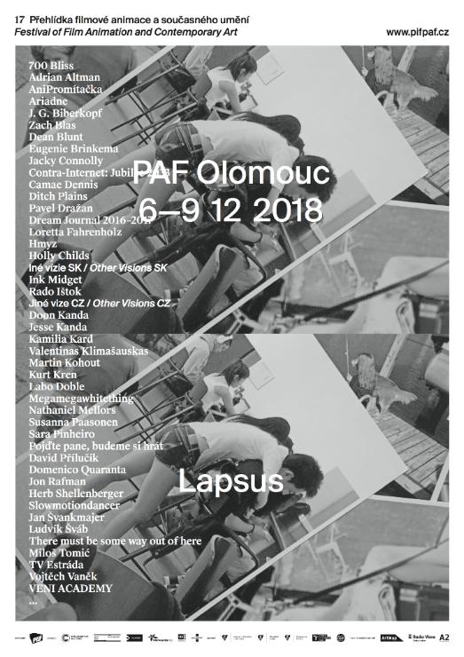 Festival PAF Olomouc 2018 Startuje Zítra