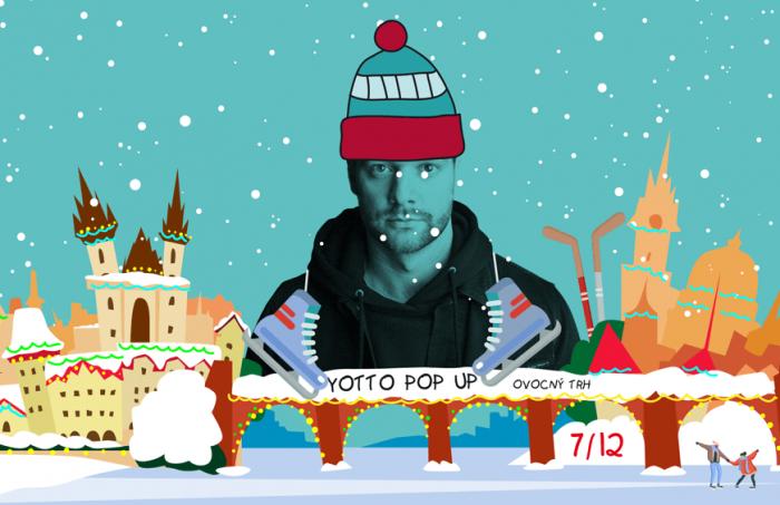 ROXY Chystá Další Pop Up – Na Kluzišti Zahraje Yotto