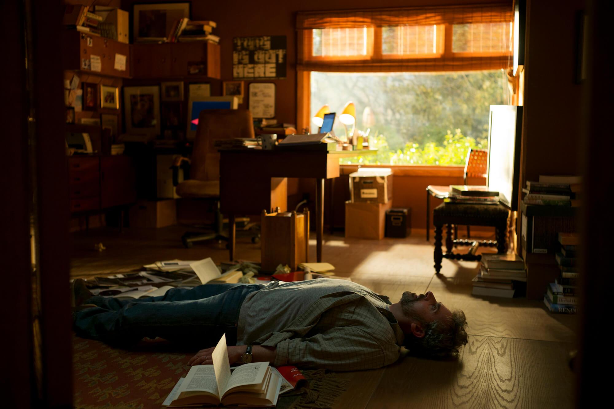 Steve Carell stars as David Scheff in BEAUTIFUL BOY