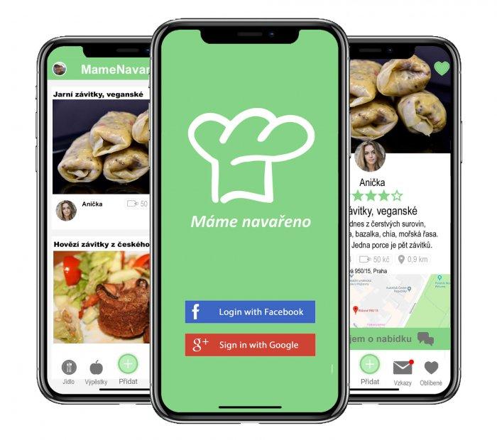 Uvařili Jste Toho Moc? Prodejte Jídlo Sousedům Přes Novou Aplikaci