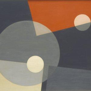 László Moholy-Nagy, am 7(26), 1926 © Urheberrechte am Werk erloschen Foto: bpk/Sprengel Museum Hannover/Michael Herling/Benedikt Werner/Aline Gwose