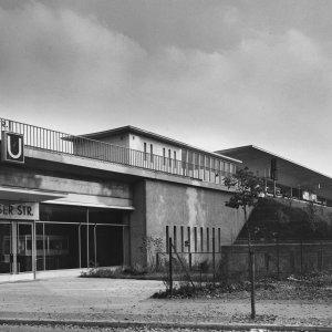 Bruno Grimmek, Holzhauser Straße um 1957, Berlinische Galerie © Rudolf Foto-Kessler