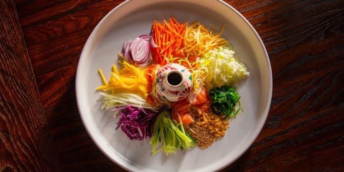 Salat Prosperity, Foto SaSaZu