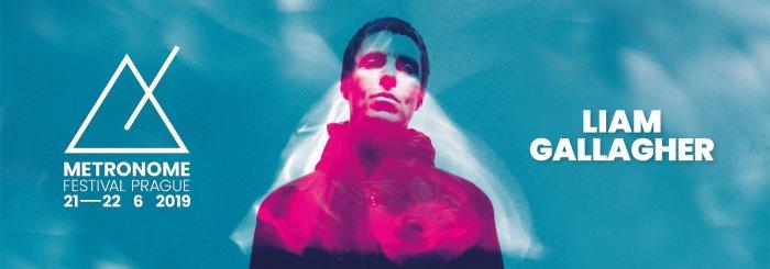 Metronome Festival Ohlašuje českou Premiéru Liama Gallaghera