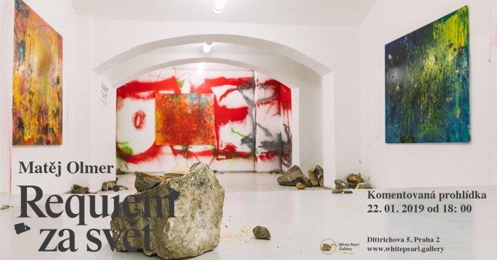Tip Na Výstavu: Matěj Olmer, Requiem Za Svět