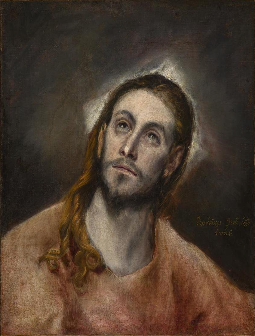 STAŘÍ MISTŘI O 11879 El Greco
