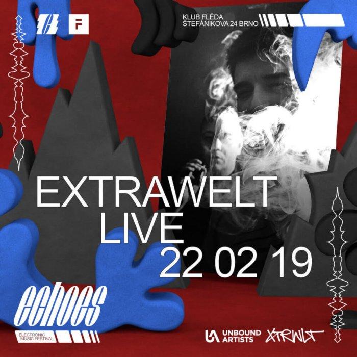 Extrawelt Zasvětí Brněnskou Noc Echoes Elektronickému Minimalu