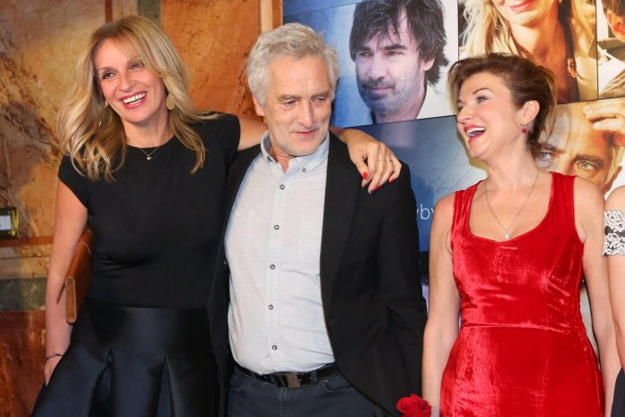 Fotky: Premiéra Filmu Cena Za štěstí