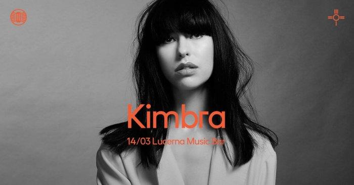Držitelka Grammy, Zpěvačka Kimbra, Přijede V Březnu