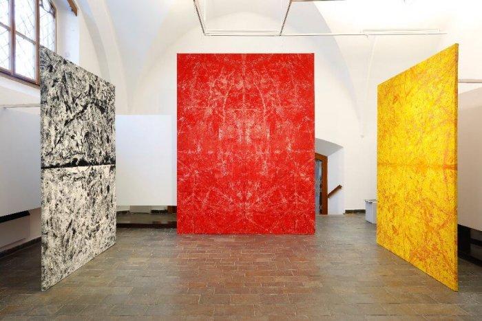 Tip Na Výstavu  Patrik Hábl V Galerii Villa Pellé ce02dfabe7