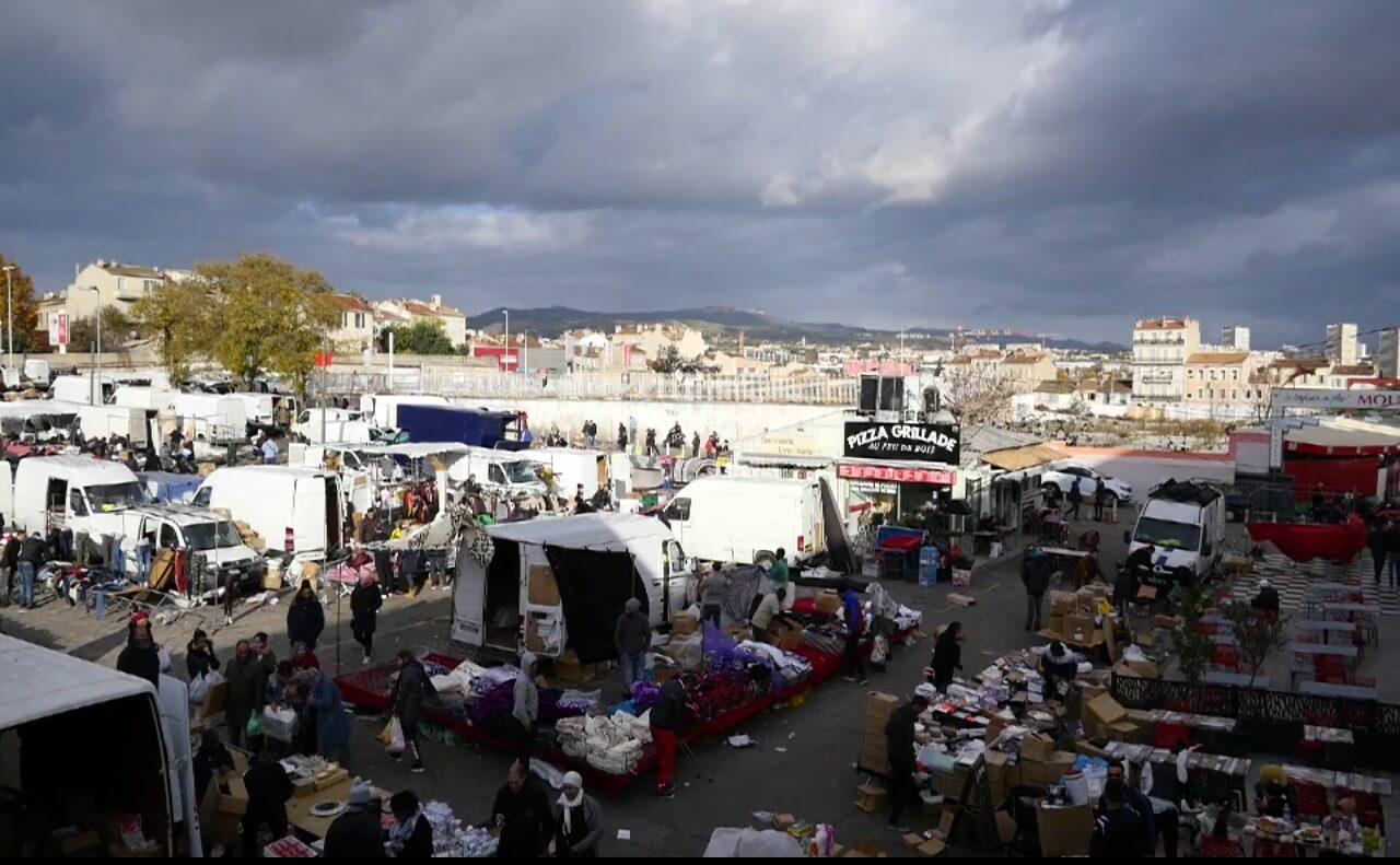 Marseille. Foto Lena Birkhold und Eva Stotz