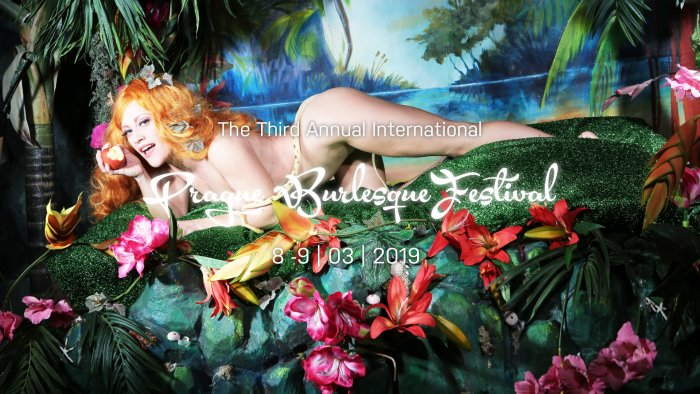 Blíží Se Festival Burlesek