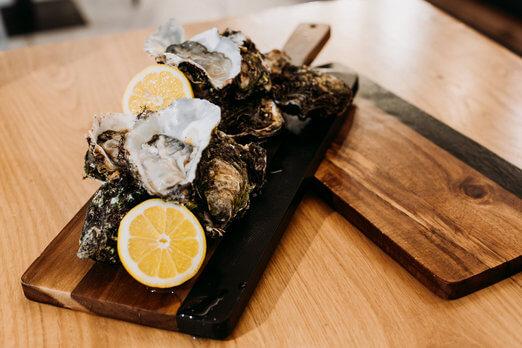 Ústřice, Tradiční Irské Jídlo, Zdroj JAMESON