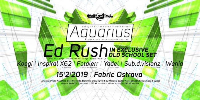 Aquarius Dnb 2019