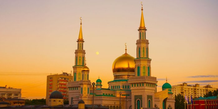Moscow Cathedral Mosque 1483524 1920