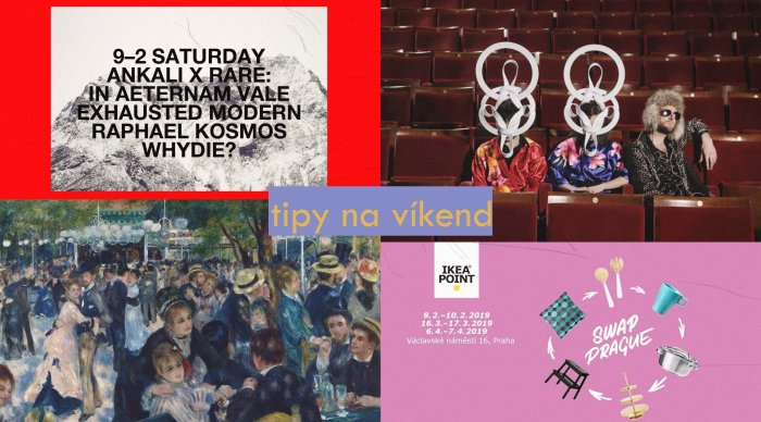 Tipy Na Víkend 8. – 10. 2. 2019